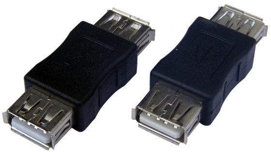 Adapter gn. USB A/gn. USB A