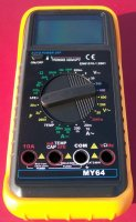 MIER-MY-64   Miernik cyfrowy (multimeter) MY64